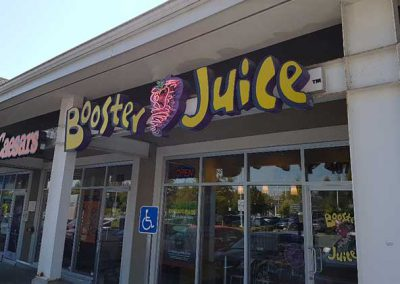 Booster Juice 15161 Highway 10, Unit #107 (Panorama Village),